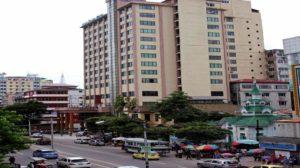 Asia Plaza Hotel Yangon