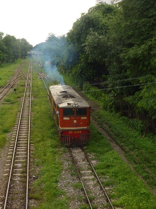 Buy Myanmar Train Tickets