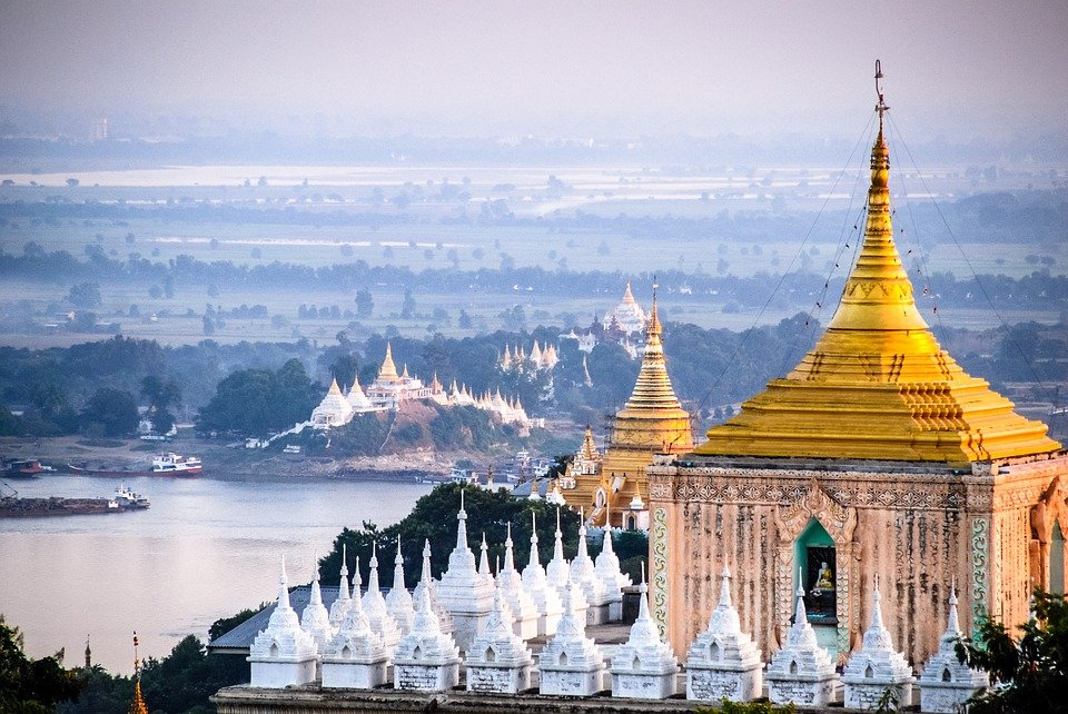 Temples of Mandalay