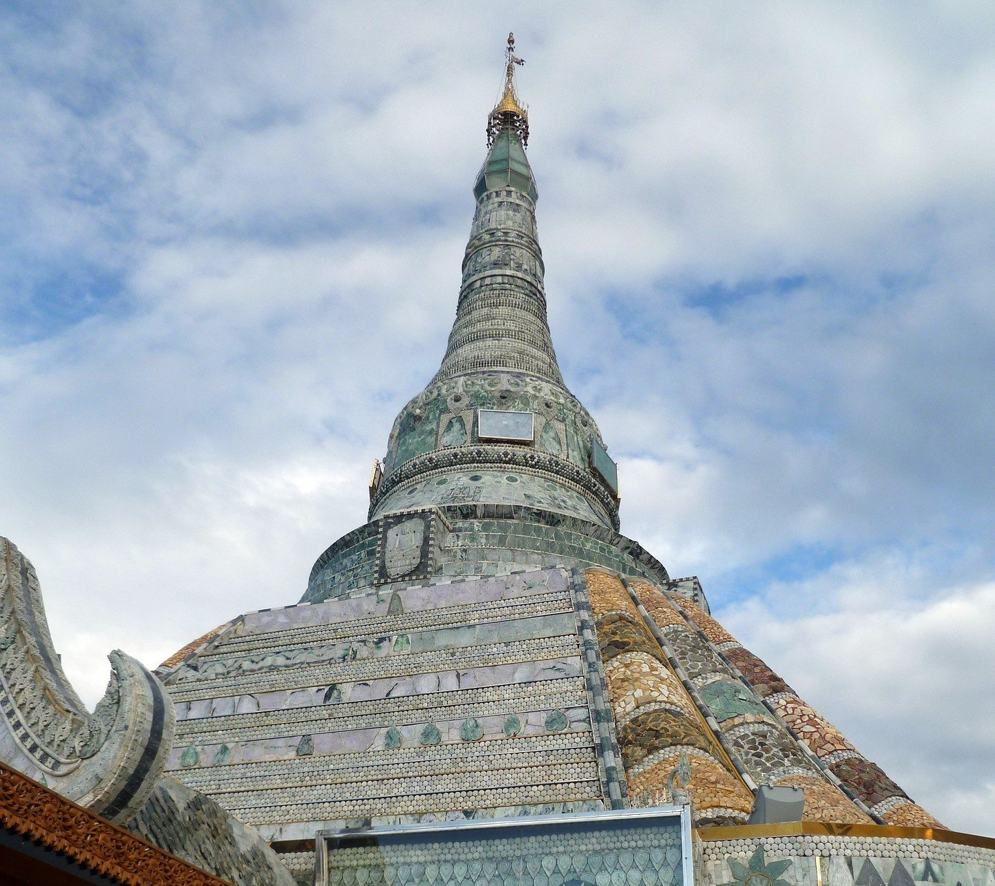Kyauksein Pagoda in Mandalay